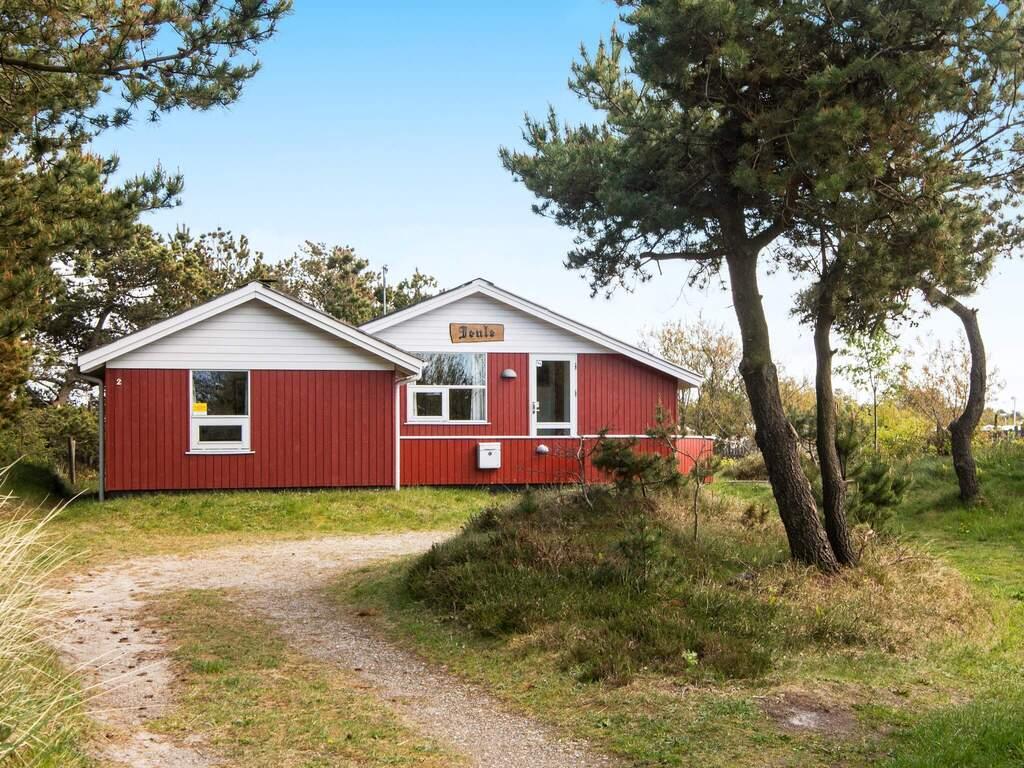Umgebung von Ferienhaus No. 80534 in Henne