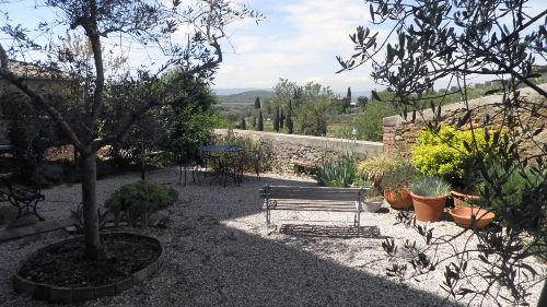 Garten von Casa Paulina