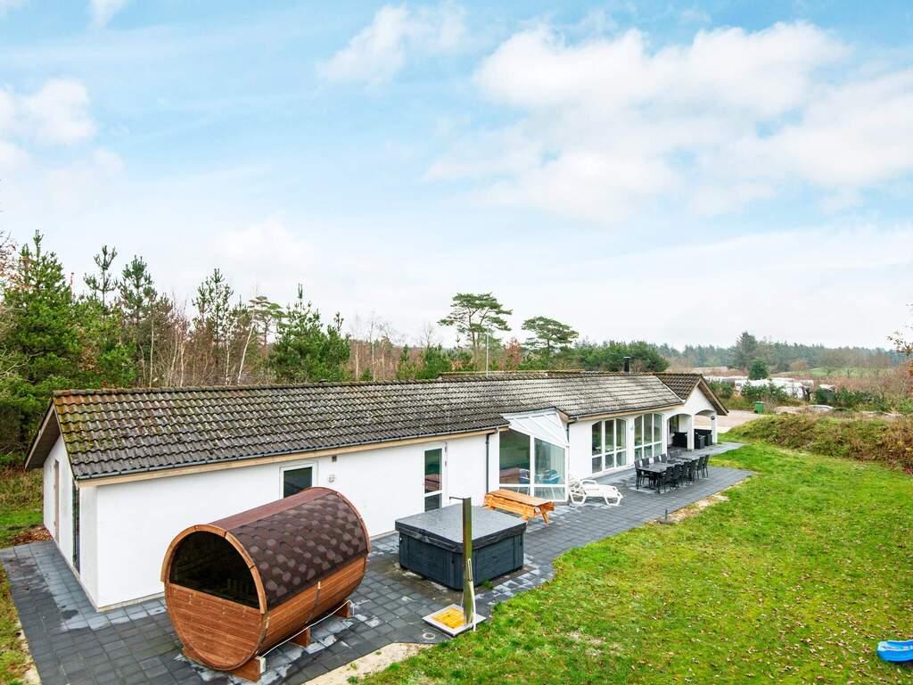 Umgebung von Ferienhaus No. 82681 in Henne