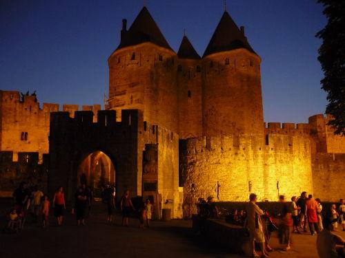 Weltkulturerbe Carcassonne