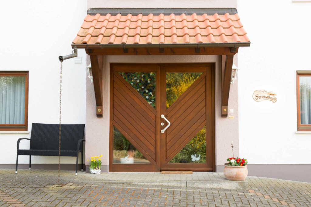 Haus Marbach, Ferienwohnung 55qm, 1 Schlafraum, 1