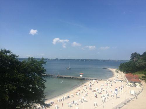 Strand Glücksburg