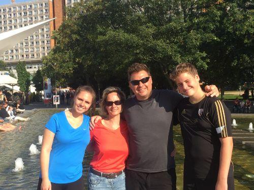Familie Baumgarten