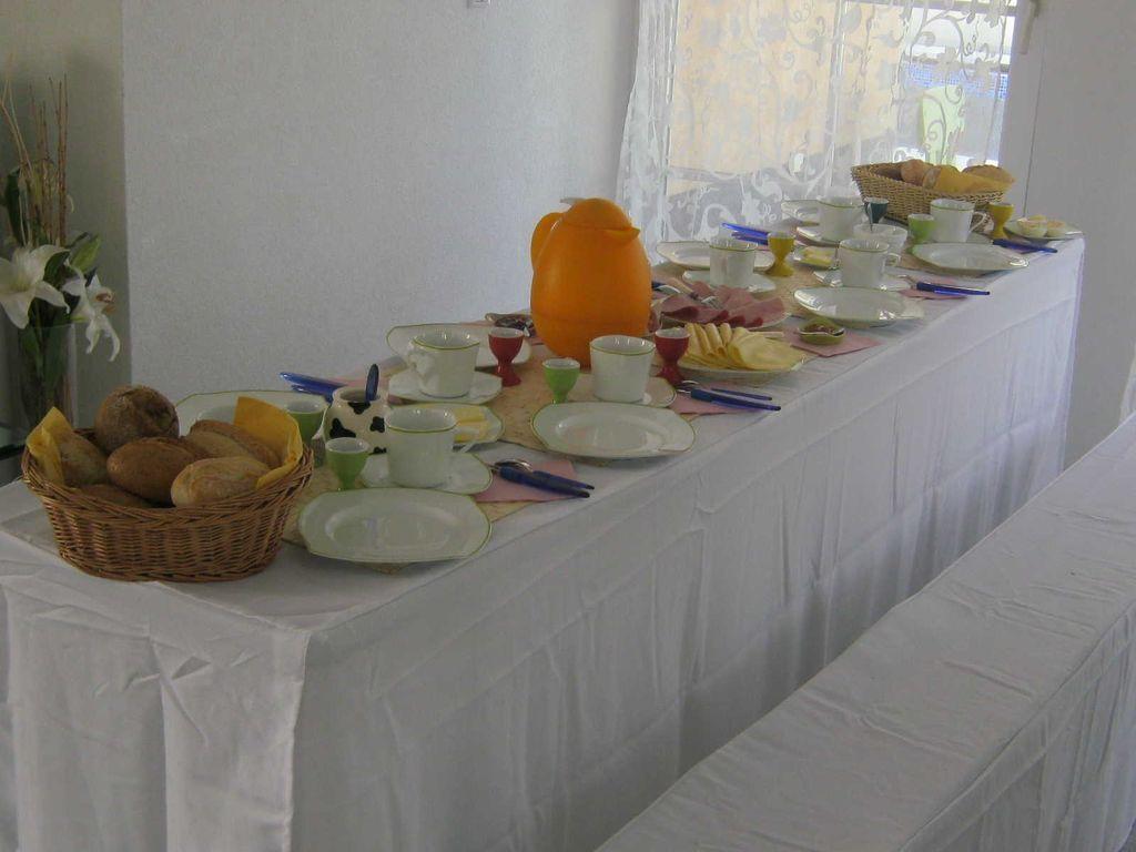 G�stehaus -Ferienwohnung Tante Tienchen, Ferienwoh