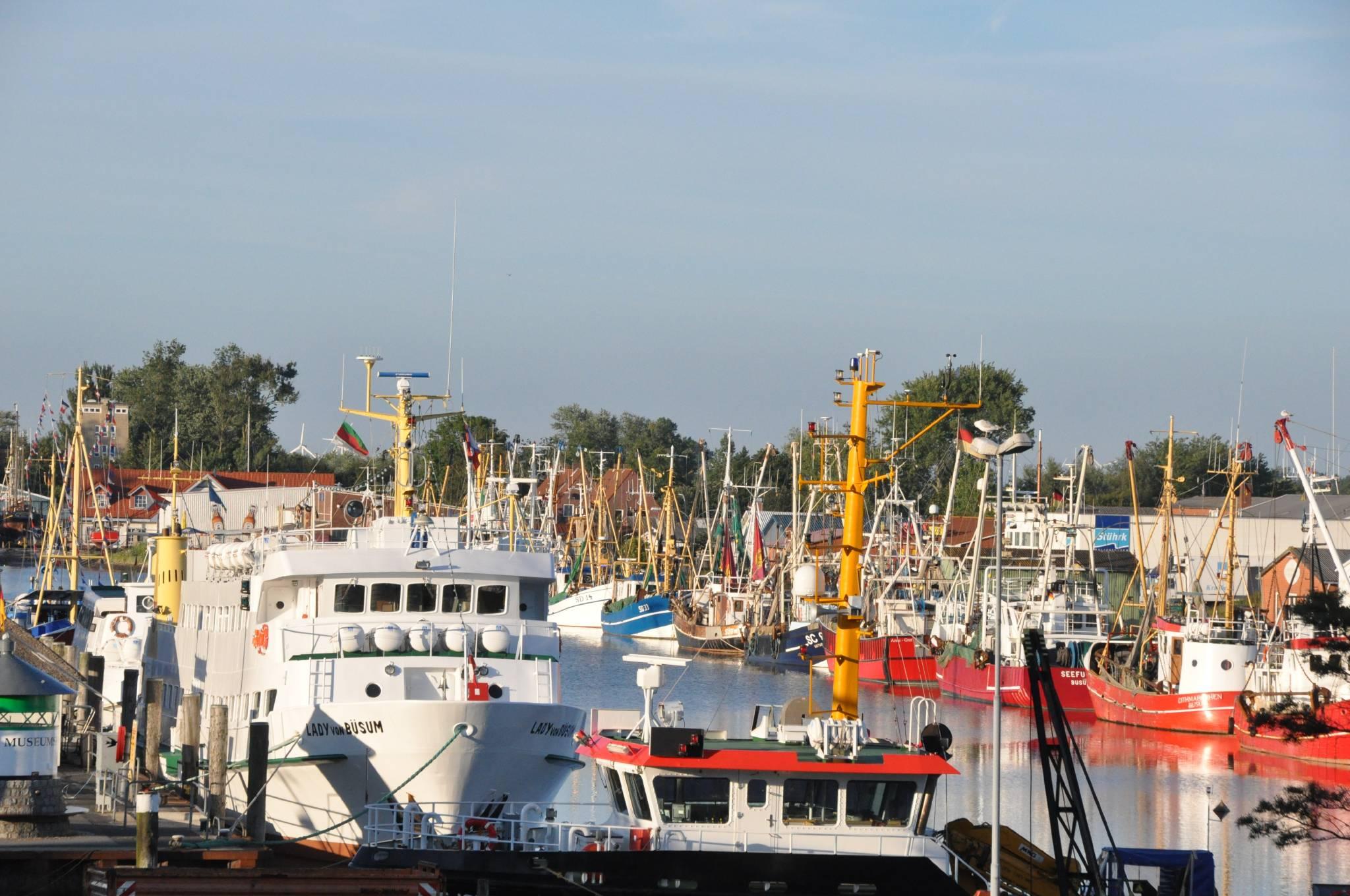 B�sumer Hafen