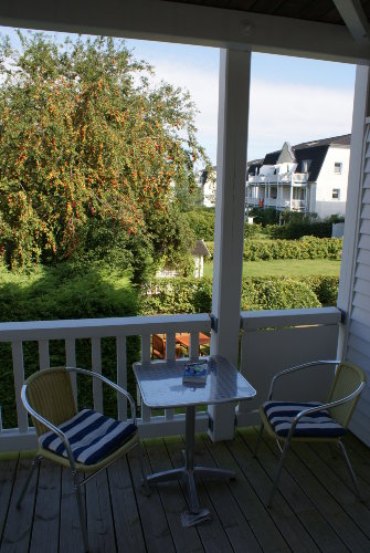 Balkon-Ecke