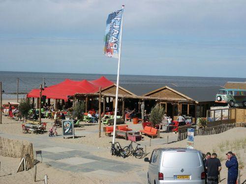 Strand von Katwijk (Paal 14)