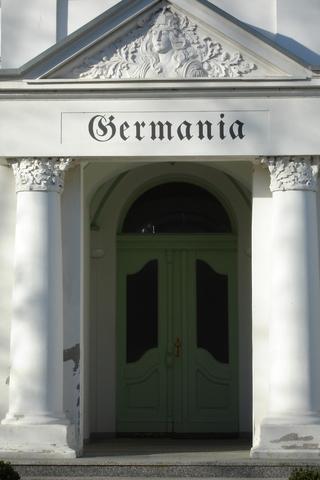 Villa Germania Fewo Büge Seeseite, Südseite 8 B