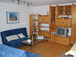 Haus Rappenecker, Ferienwohnung 50qm, 1 Schlafraum