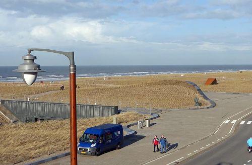 Katwijk : Boulevard