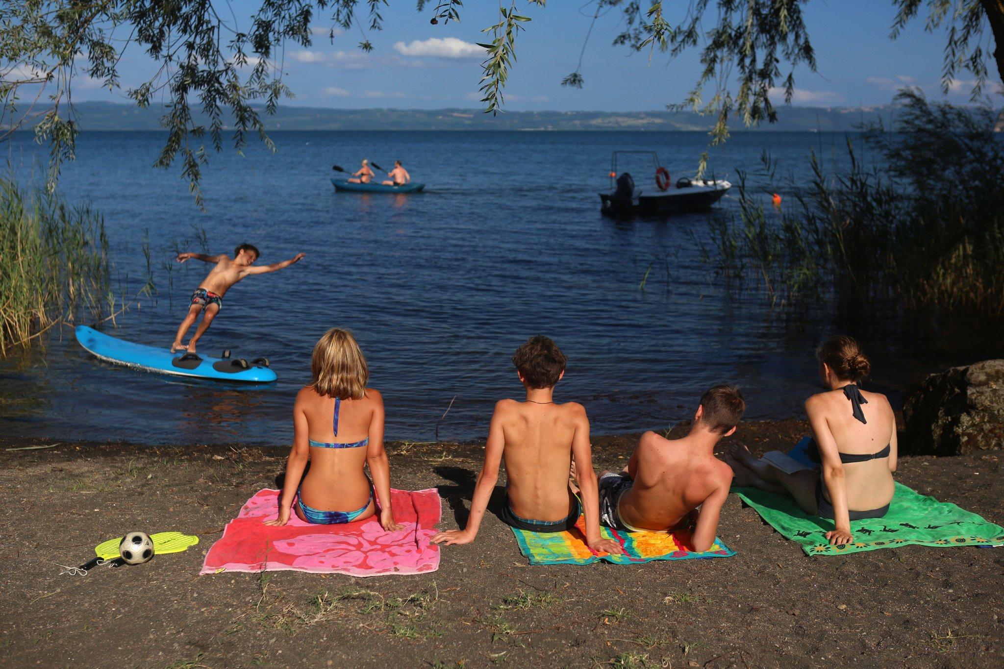 Der Bolsena See