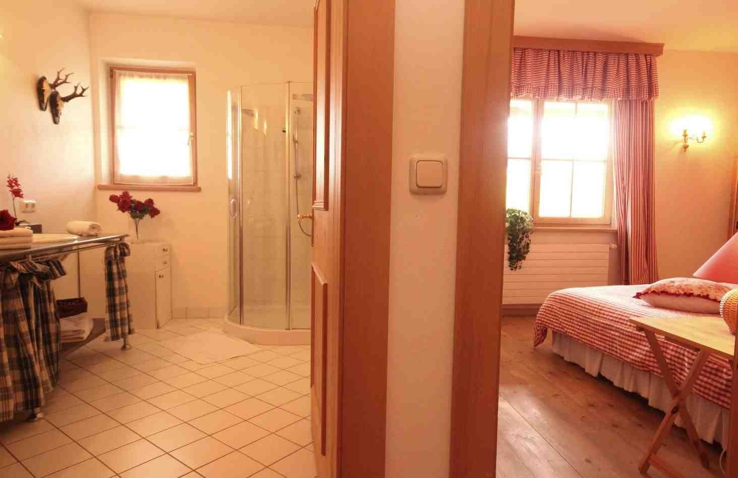 eines der 3 Badzimmer