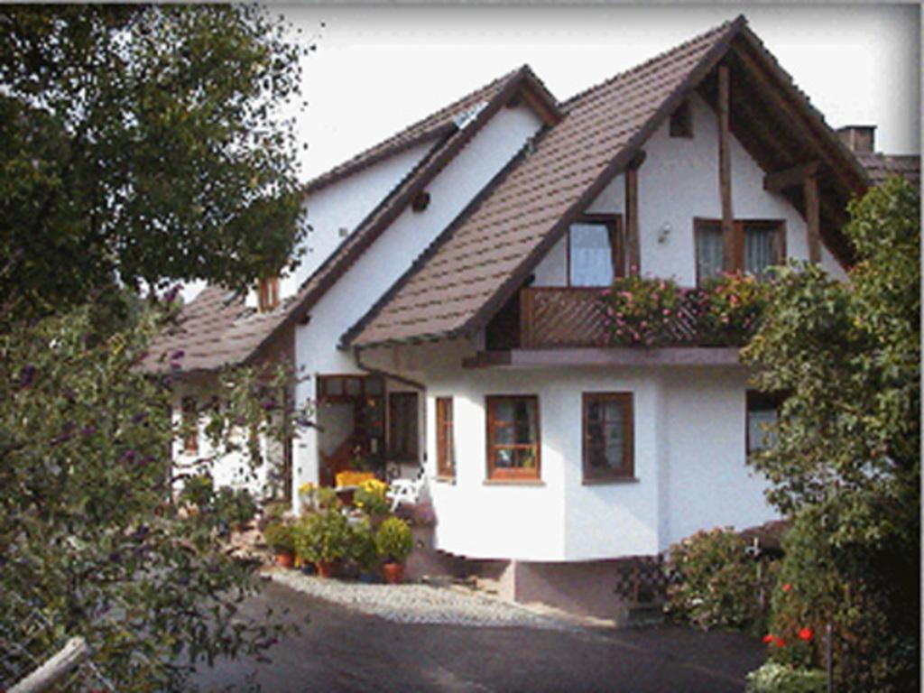 G�stehaus Birgitte, Vierbettzimmer mit WC und Dusc