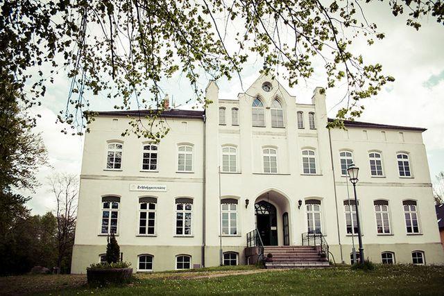 Wohnen im kleinen Schloss F 616, 3-Raum-Ferienwohn