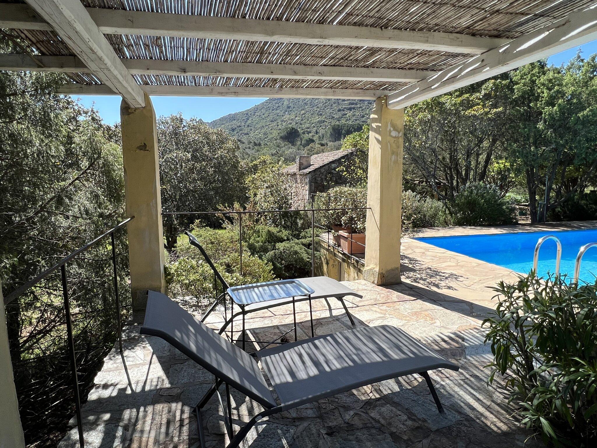 Casa Azzurra mit Pool