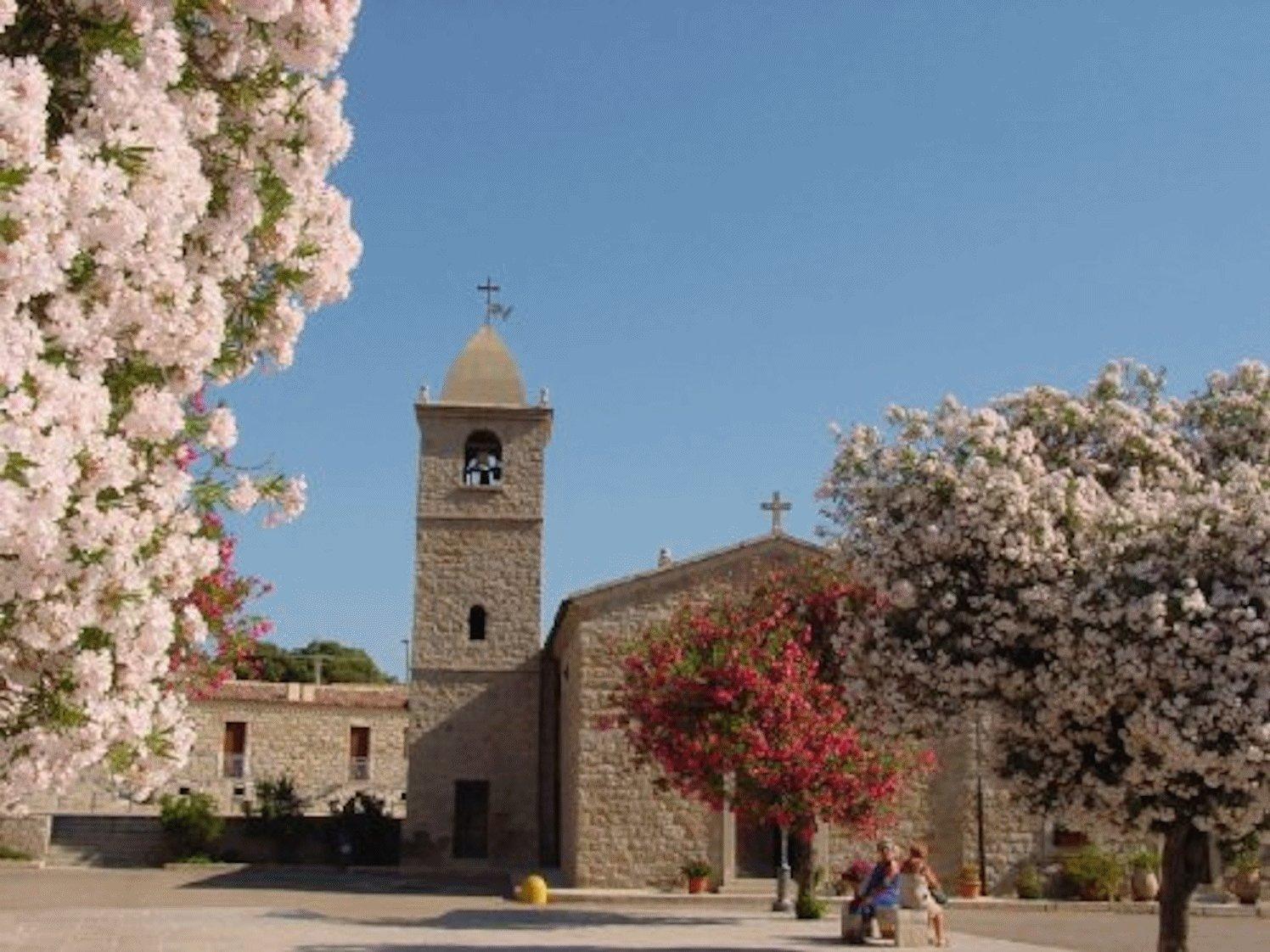 Markttag in San Pantaleo