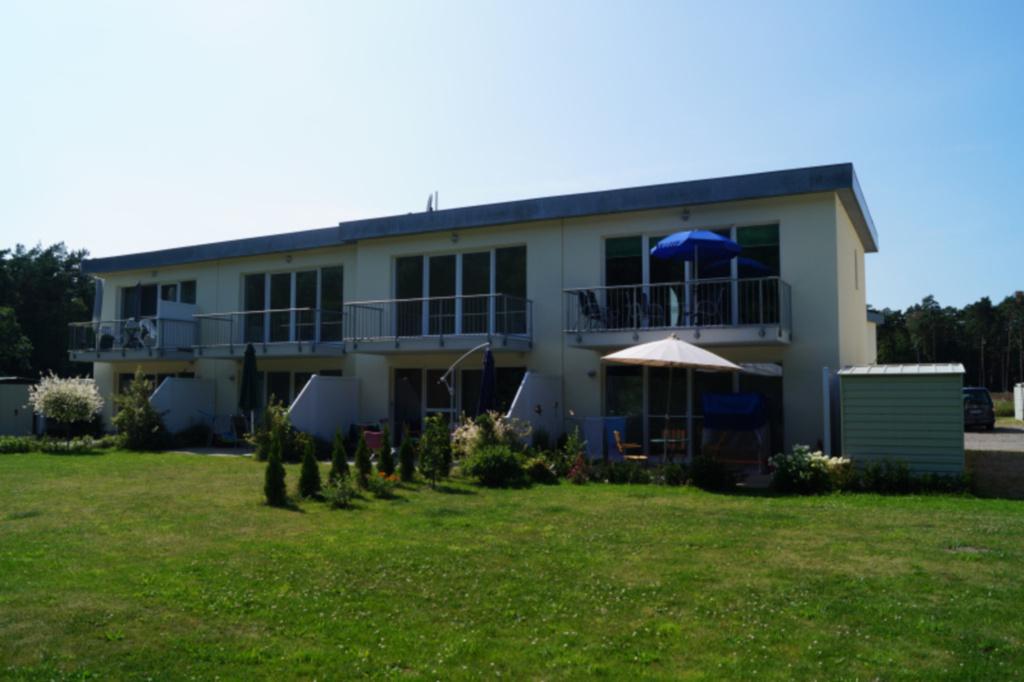 Küstenwald - Ferienwohnung Igel44
