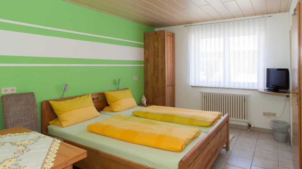 G�stehaus Bernd Schiff, Vierbettzimmer mit WC und
