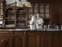 Scheidels Restaurant zum Kranz-Hotel, Familien-Appartement 1 klein mit WC und Dusche-Bad in Kenzingen - kleines Detailbild