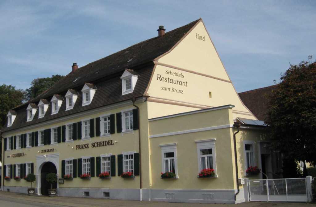Scheidels Restaurant zum Kranz-Hotel, Familien-App