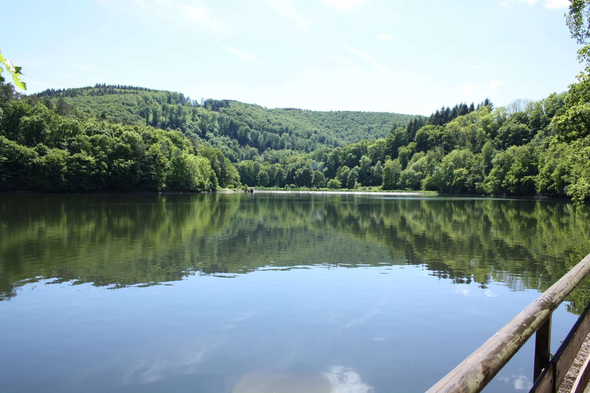 Umgebung von Ferienhof Feinen - Ferienhaus am See