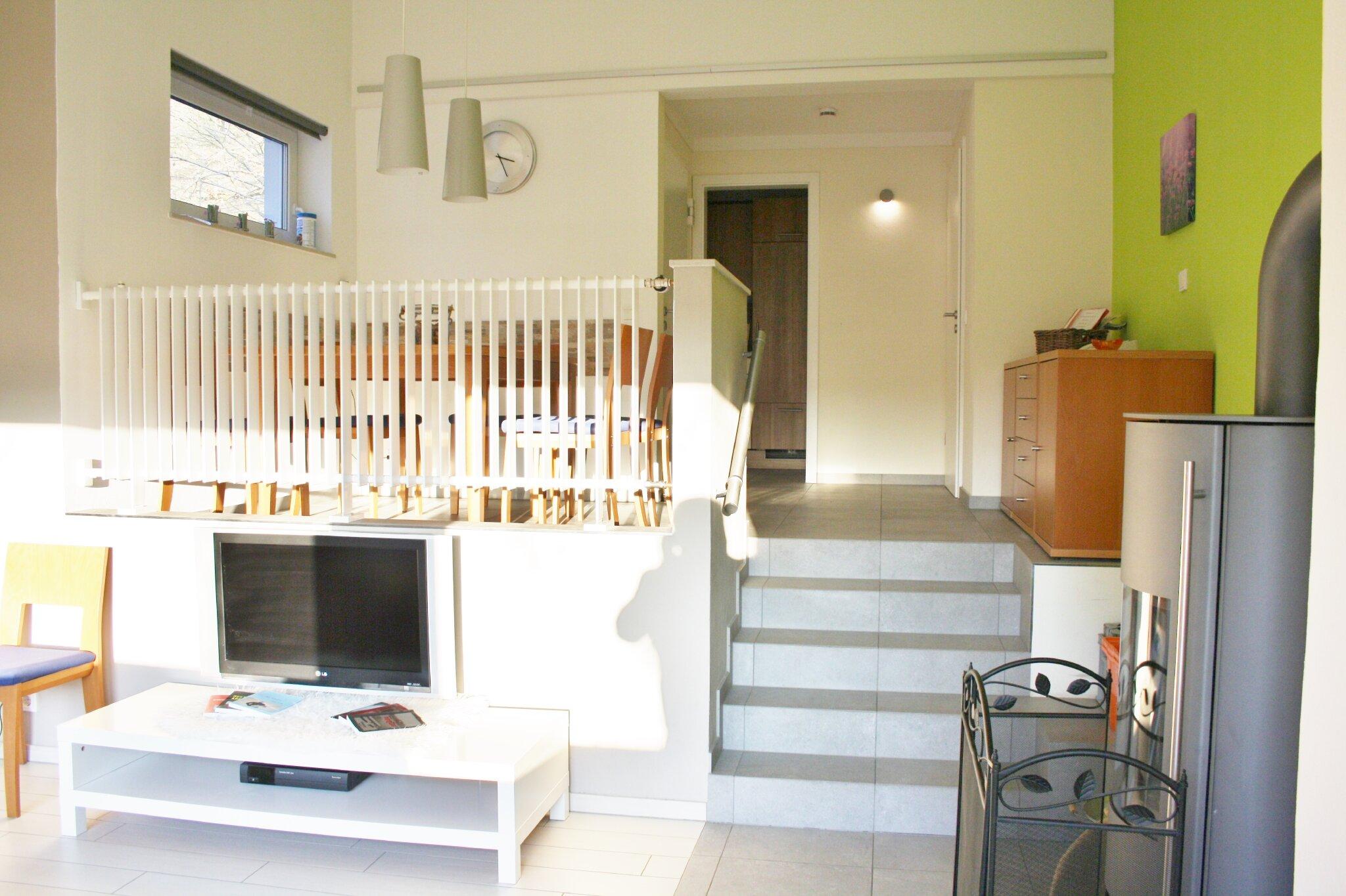 Grundriss Haus moderner Stil