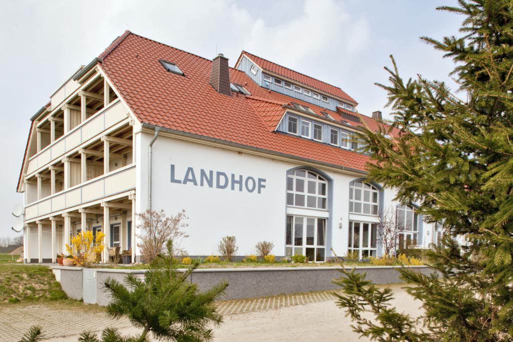 Stolpe - Landhof Usedom App. 208