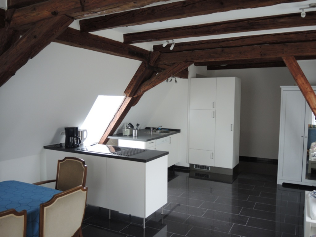 Apartmenthaus Wohnwerk41, Apartement No 5 mit Gart