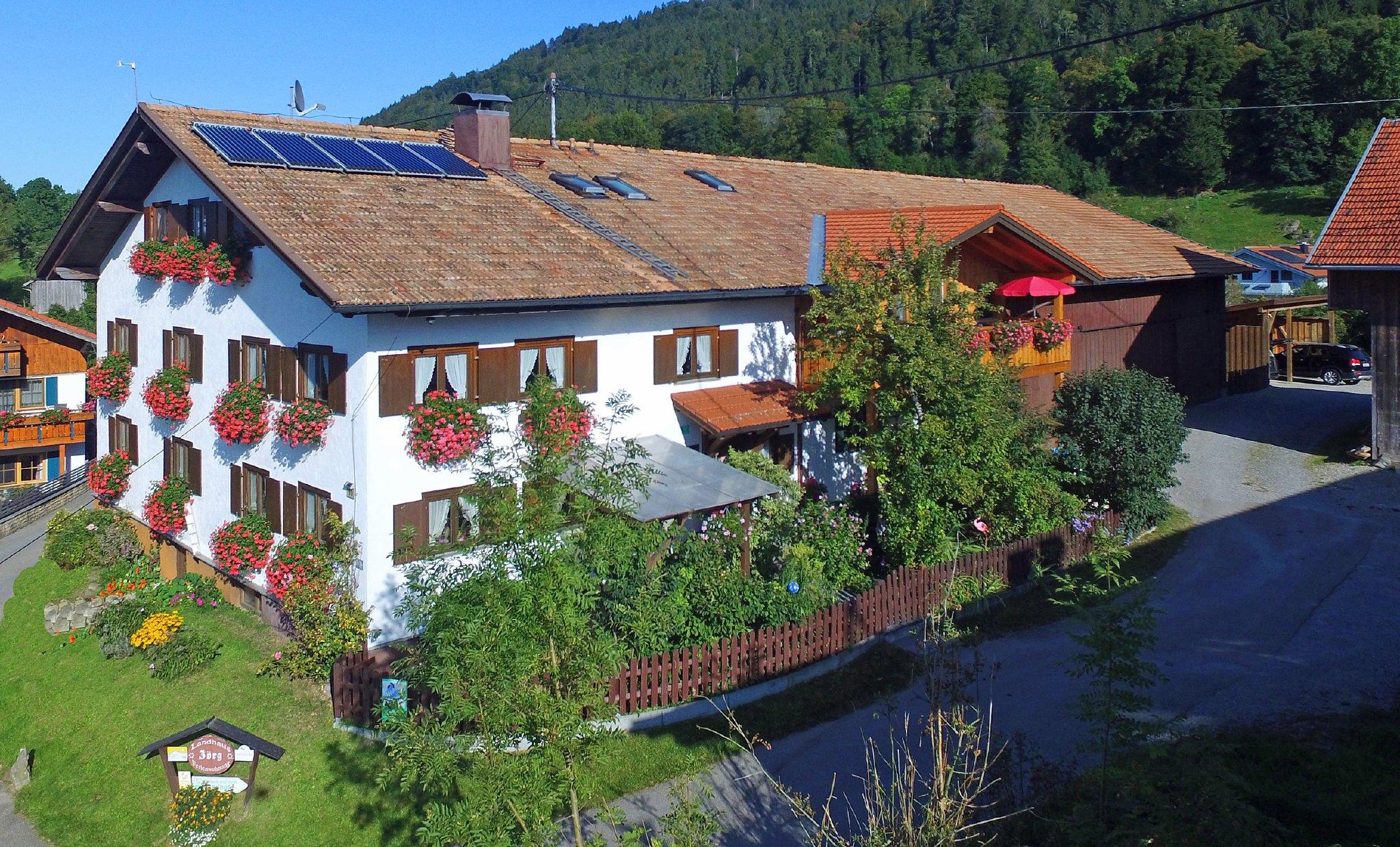 Ferienwohnung Landhaus Jörg im Allgäu