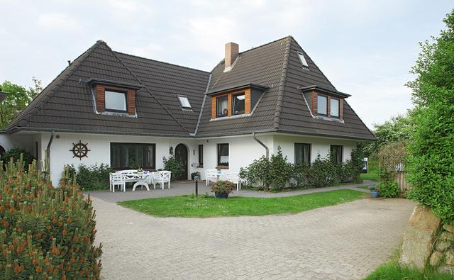 Haus Kabelgatt, 2-Zimmerwohnung Br�cke