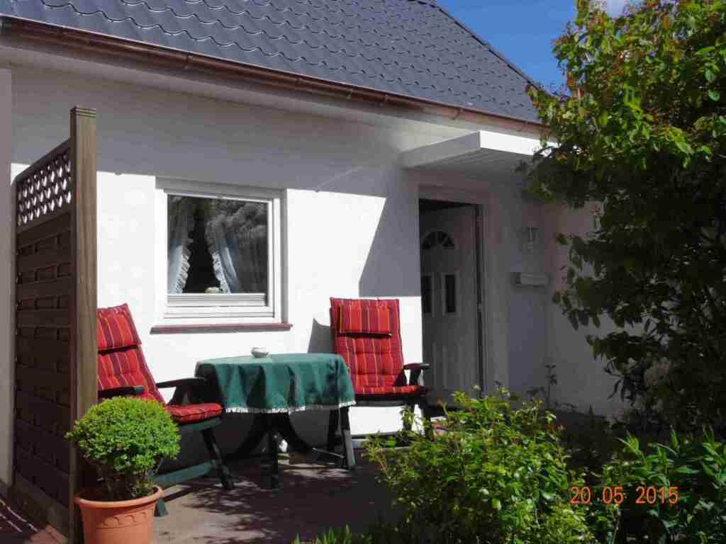 Haus Gitta Henningsen, Ferienwohnung 'Hüske'