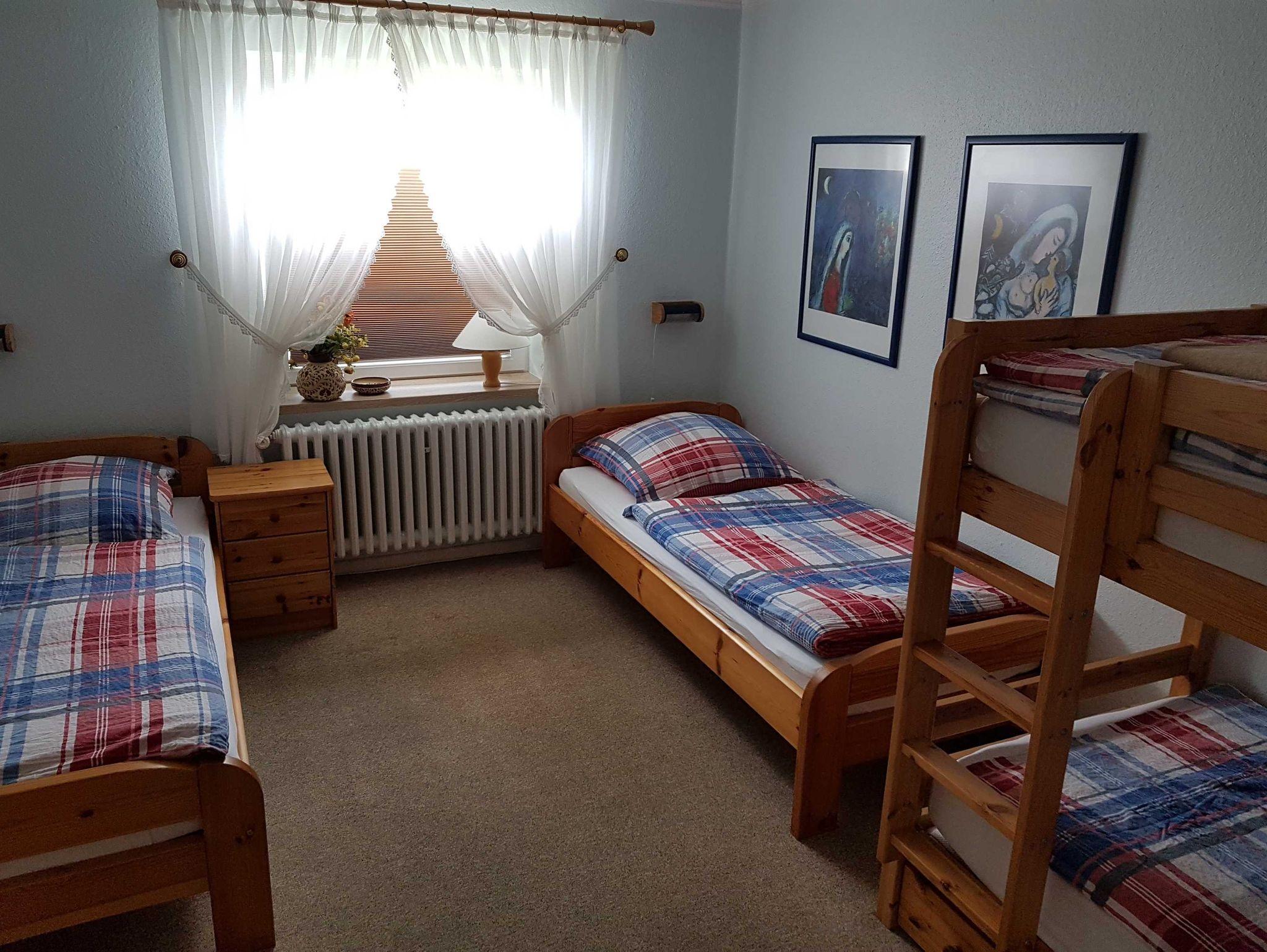 Zöllnerhaus Rantum, Ferienwohnung im Zöllnerhaus