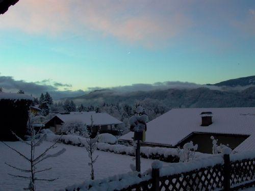 Winterausicht