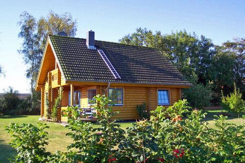 Nur Holz...im Blockhaus Schwackendorf...
