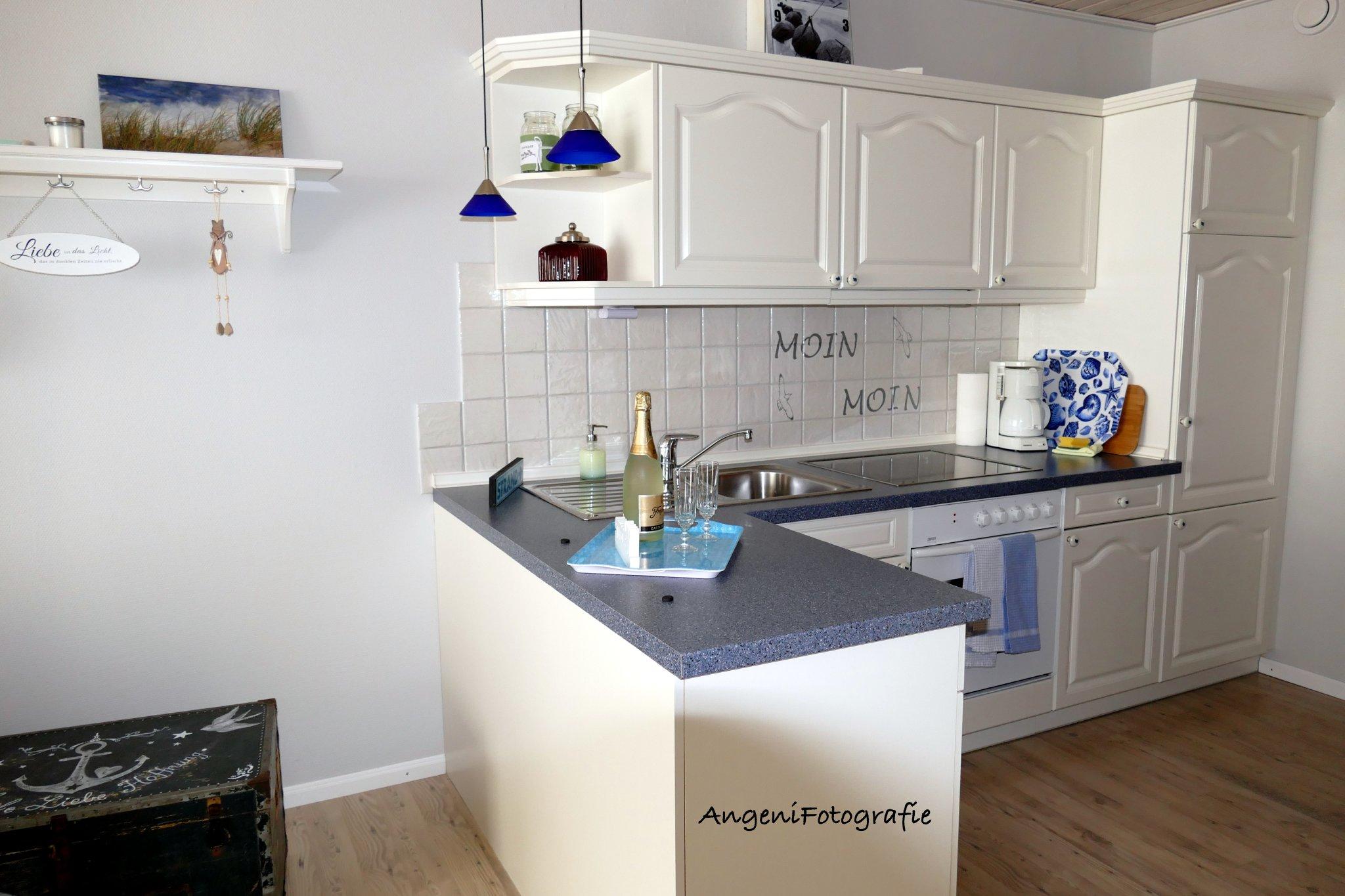 Tolle Küche - komplett ausgestattet...