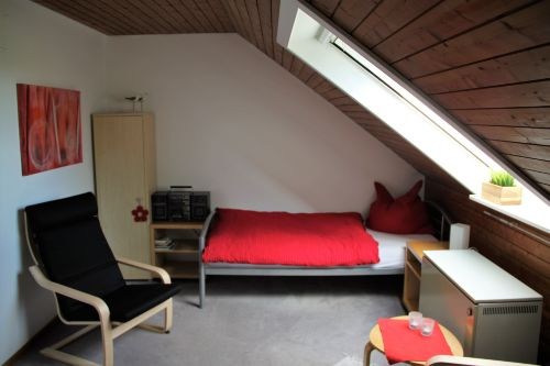 Schlafzimmer Ferienwohnung Stuttgart