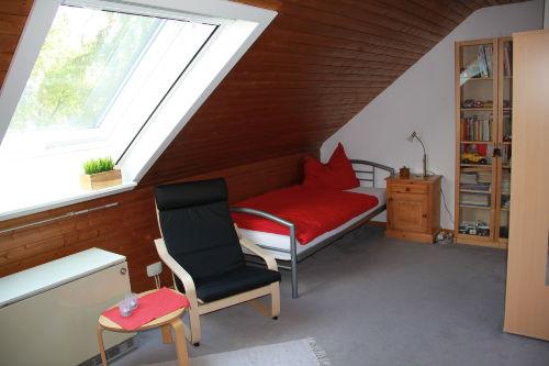 Schlafzimmer Fewo Stuttgart