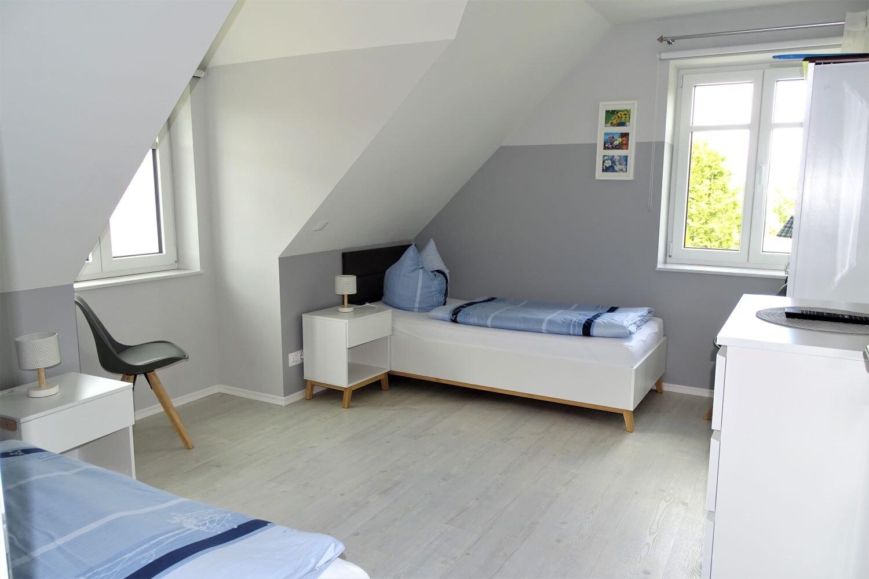 Schlafzimmer obere Etage