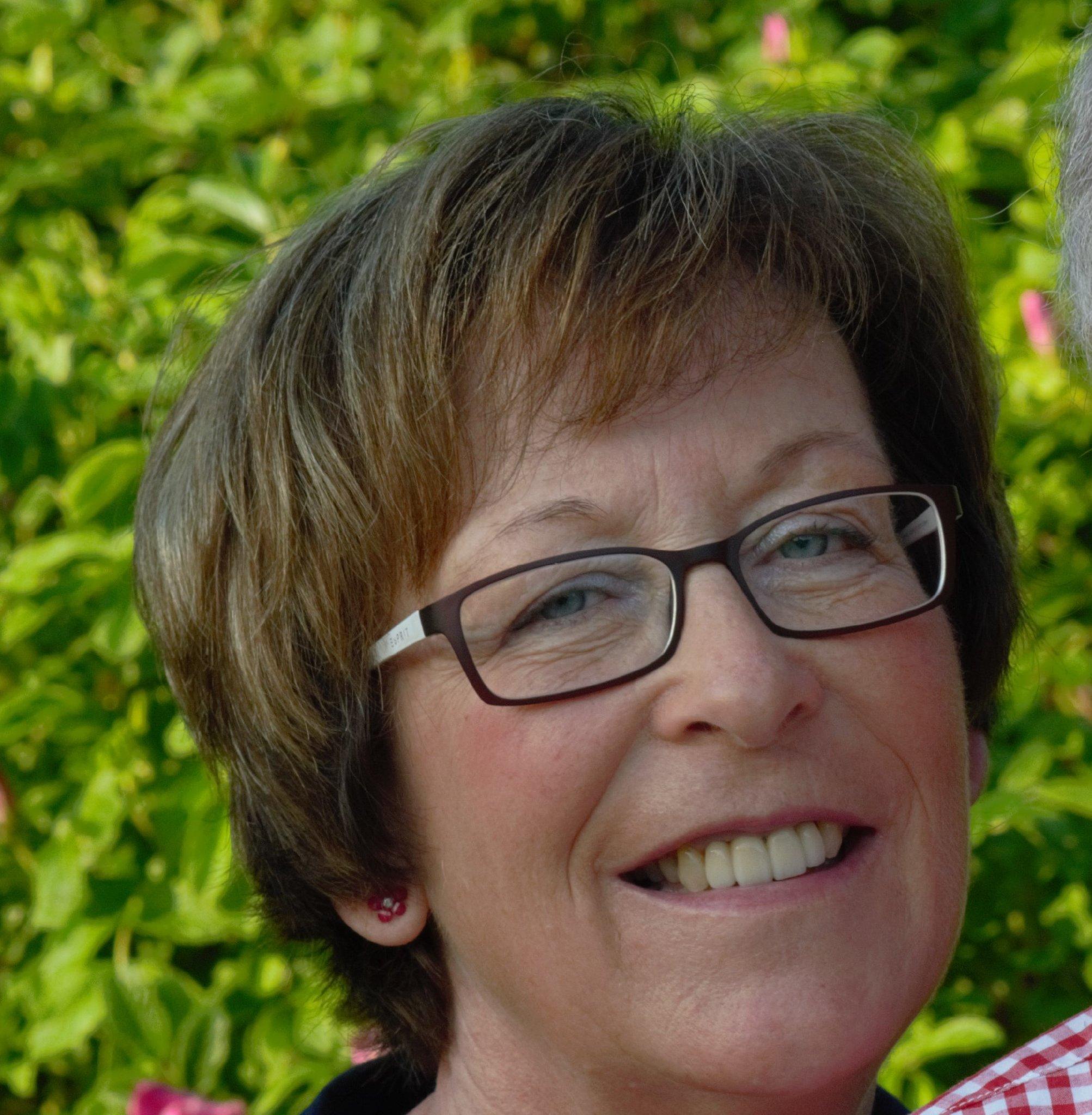 Ingeborg Scholz -Vermieterin
