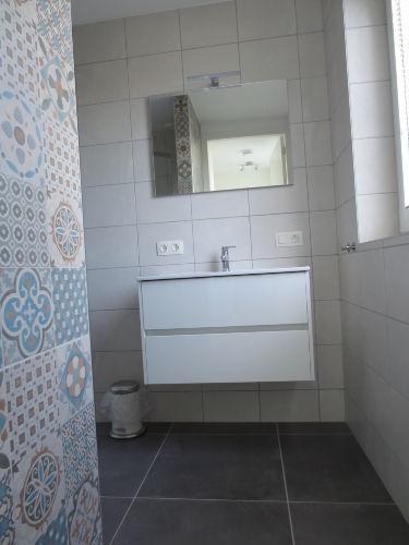 Badezimmer unterhalb