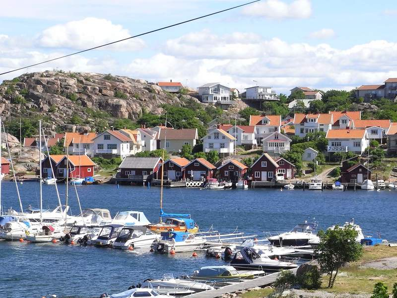 Umgebung von Ferienhaus No. 38478 in Kungshamn