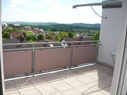 Dachterrasse 11 qm /Teilüberdachung