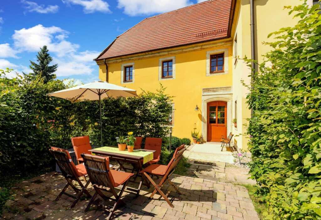 Kunsthof Sobrigau, Ferienhaus Clara