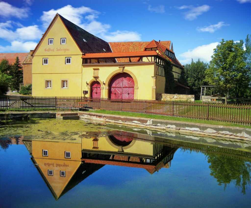 Landhaus Sobrigau, Landhaus Luise