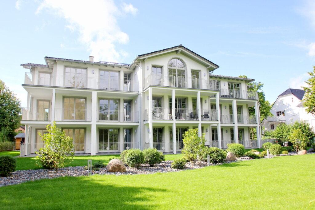 Villa Pauline, WE04: 55m�, 2-Raum, 3Pers., Balkon,