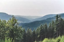 Panoramablick Ramsbeck
