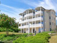Meeresblick Residenzen (deluxe), D 11: 47m², 2-Raum, 3 Pers., Terrasse, Meerblick in Göhren (Ostseebad) - kleines Detailbild