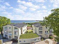 Meeresblick Residenzen (deluxe), D 14: 47m², 2-Raum, 3 Pers., Balkon, Meerblick in Göhren (Ostseebad) - kleines Detailbild
