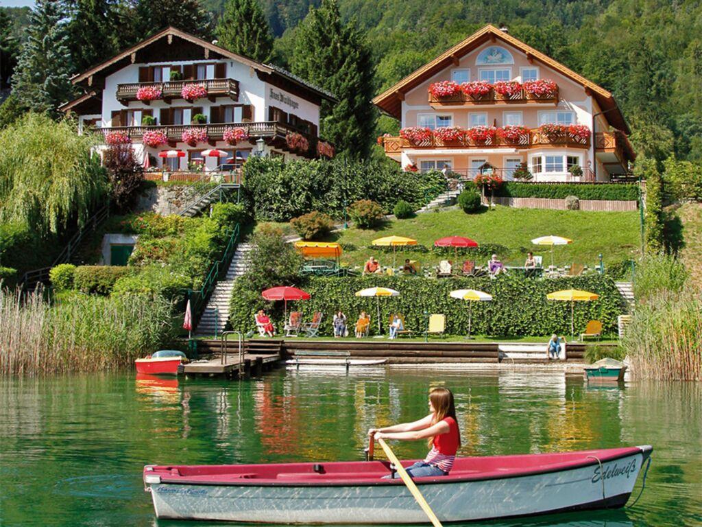 Haus Seeromantik, Ferienwohnung Enzian