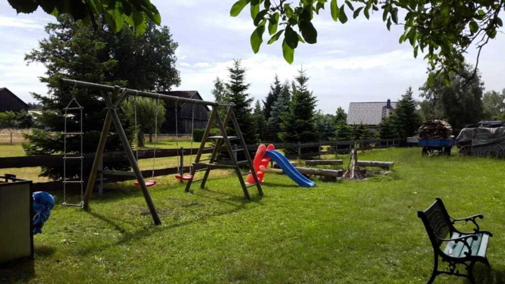 Ferienhof Sarodnick, Ferienwohnung